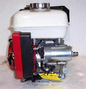 Honda Horizontal Engine 5 5 Net Hp 196cc Ohv 12v Es 3 Amp