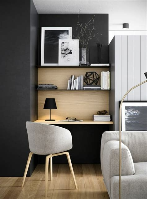 deco bureau design contemporain le mobilier de bureau contemporain 59 photos inspirantes
