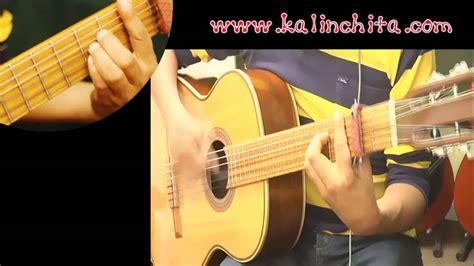 Guitarra Kalinchita