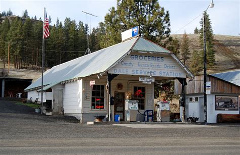 gas stations  rural oregon    residents