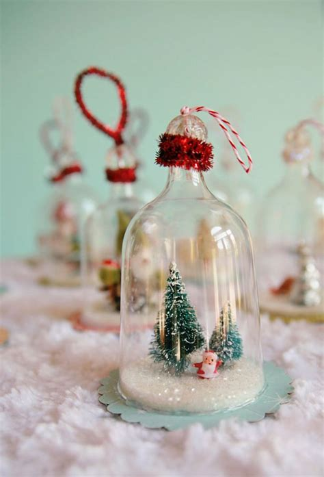 creative christmas ornaments to make 20 creative diy ornament ideas bored panda