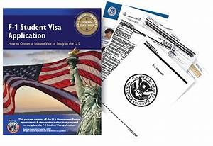 F-1 Student Visa Application Forms, Requirements and Guide