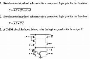 Solved  Sketch A Transistor