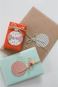 Cadeau Noel Original : id e diy des emballages cadeaux uniques et originaux ~ Melissatoandfro.com Idées de Décoration