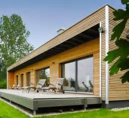 holzhaus design bungalow aus holz bauen bungalow planen ökohäuser in holzbauweise und barrierefreies holzhaus