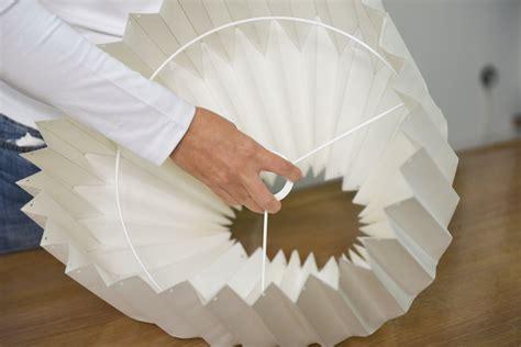 comment fabriquer un abat jour en papier fabriquer un abat jour origami cultura