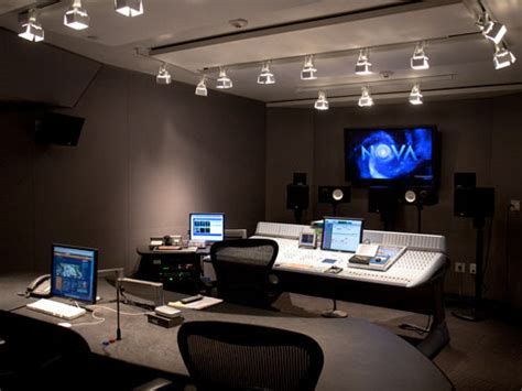 sound acoustic solutions video editing room design