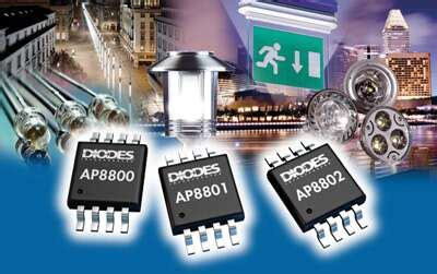 Diodes Led Drivers Cuts Component Count Edn