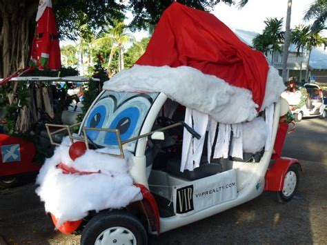 Golf Cart Parade Ideas