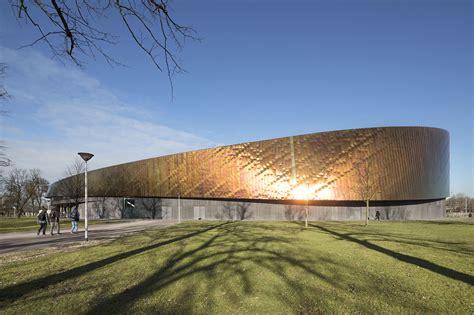 duurzame nieuwbouw sportcampus zuiderpark kuijpers