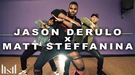 """Jason Derulo X Matt Steffanina  """"if I'm Lucky"""" Dance"""