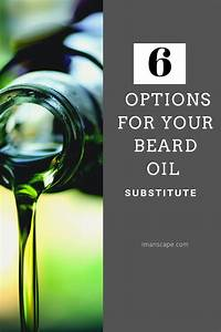 Are, You, Interested, In, Using, Beard, Oil, Alternatives, Well