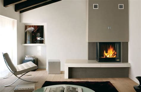 40451 modern living room with corner fireplace 25 stunning fireplace ideas to