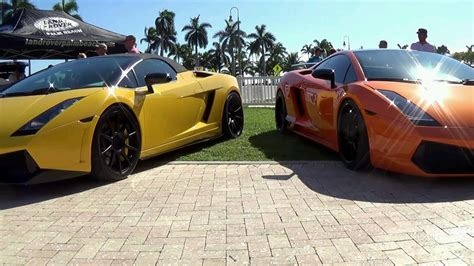 200 world s best supercars in one place engine revs and supercar week 2014 youtube