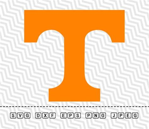 Note that you may need to adjust printer settings for the best results since flags. SVG Tennessee Volunteers Logo Vector Layered Cut File