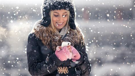 effects  freezing cold weather   smartphone