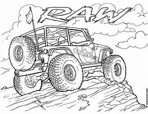 Gallery 39TeraFlex Jeep Coloring Pages39 TeraFlex