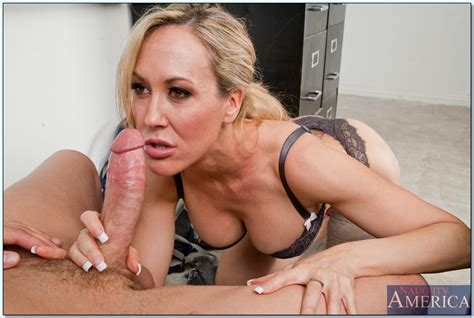 Sexy Milf Teacher Brandi Love Fucked By Her Well Hung Student