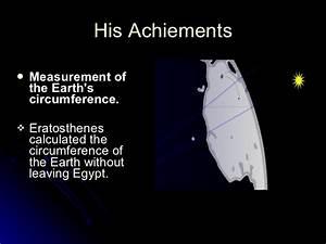 Eratosthenes ppt