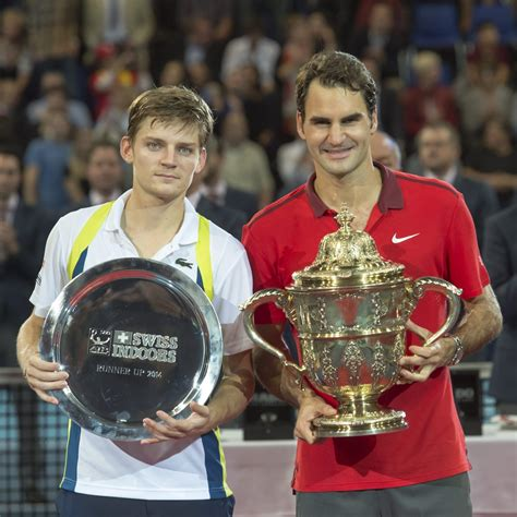 It's been an inconsistent year for goffin early on, while sonego has picked up momentum with a pair of match wins at this venue. David Goffin gaat samen met Roger Federer trainen - De ...
