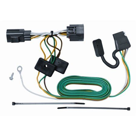 Vehicle Trailer Wiring Harness Connector For Jeep