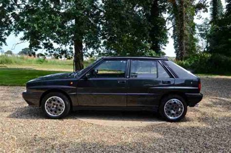 Lancia Delta Hf Integrale 16v Turbo 1991 4x4. Car For Sale