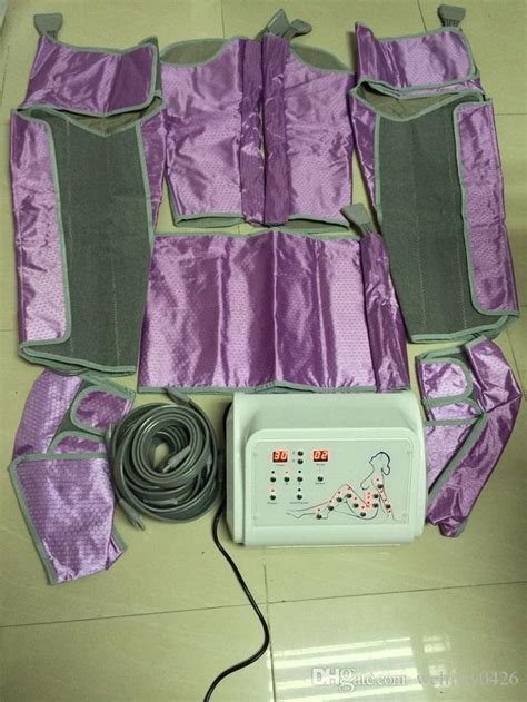 Air Pressure Therapy Pressotherapy Suit Full Body Massage