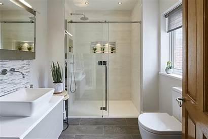 Shower Ensuite Bathroom Master Elegant Kingston
