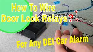 Aftermarket Door Lock Actuator Wiring Diagram