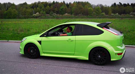 ford focus rs 2009 4 mai 2013 autogespot