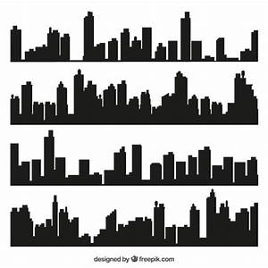 Skyline Vectors, Photos and PSD files   Free Download
