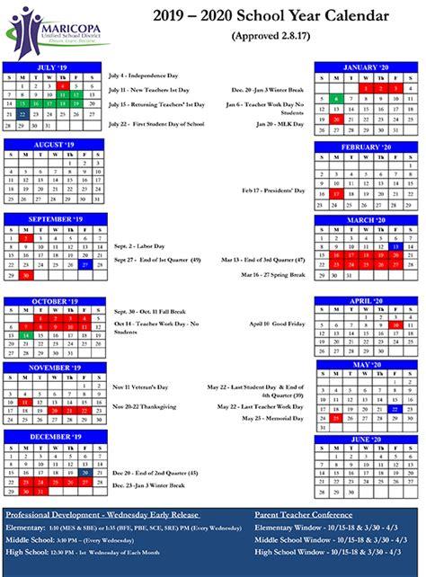 musd board delays modified calendar inmaricopa