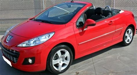 peugeot  cc  hdi cabriolet  seater hard top