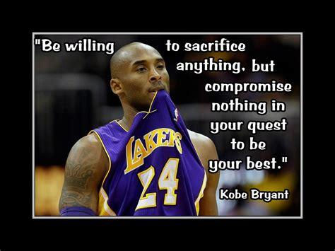 basketball quotes kobe bryant quotesgram