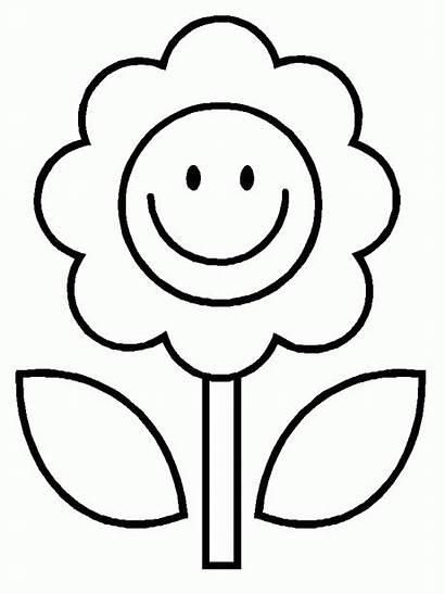 Colorear Flores Dibujos Imprimir Flor Imagenes Dibujo