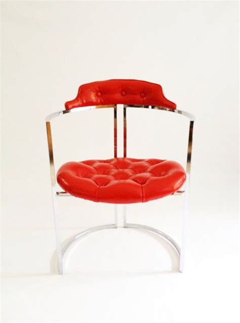 retro daystrom chairs table set