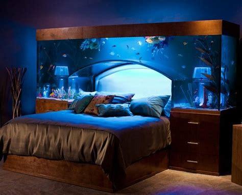 chambre aquarium l 39 aquarium meuble dans la déco