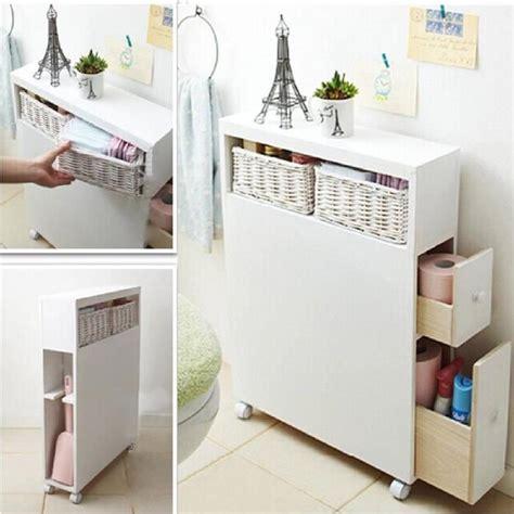 desserte salle de bains armoire de salle de bain toilette 201 tag 232 re de toilette rangement de meuble achat vente