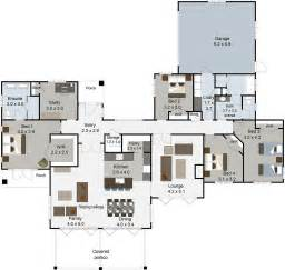 5 bedroom house floor plans 5 bedroom house plans nz richmond from landmark homes