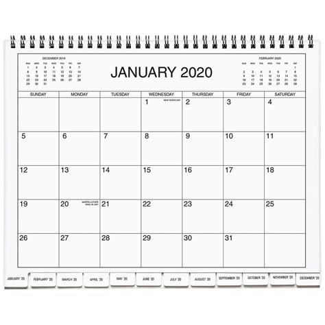 year calendar diary blue miles kimball