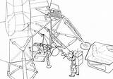 diagram: Apollo 11 Lunar Module Diagram