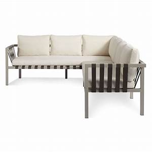 arango jibe outdoor collection xl left sectional sofa With sectional sofa xl