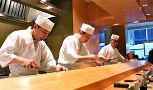 Japanese Sushi Restaurant in NYC Bans Tipping | Public ...