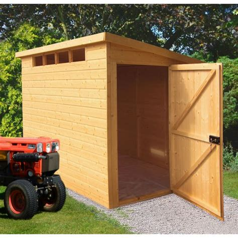 Tidmouth Sheds Wooden Argos by Buy Homewood Security Wooden Pent Shed 10 X 8ft At Argos