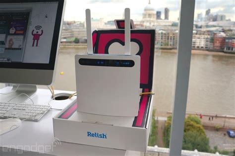 relish drops the landline to offer fibre fast broadband