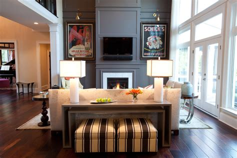 how to decorate a sofa table against a wall splendid sofa tables black decorating ideas images in