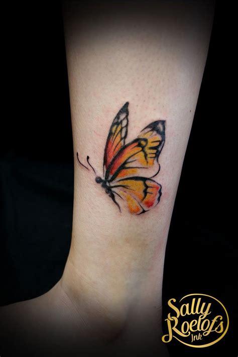 ideas  watercolor butterfly tattoo