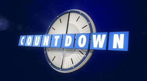 popular countdown timers countdown timer