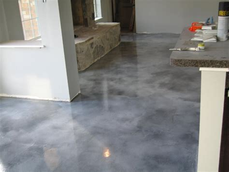Acid Staining Concrete Gray ? Home Ideas Collection : What