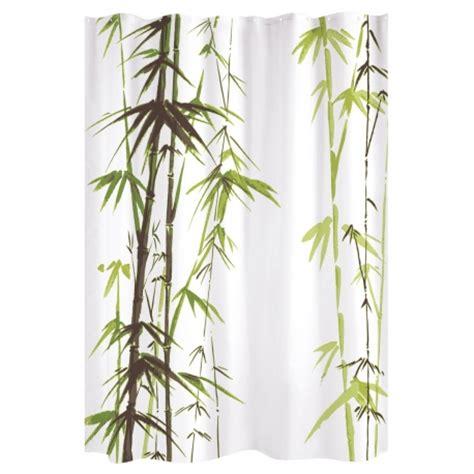 rideau de douche bambou ambiance zen pas cher